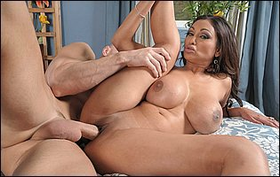 Busty beauty Priya Rai bounces her wet pussy on a big boner
