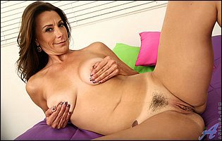 Mimi Moore getting naked and teasing