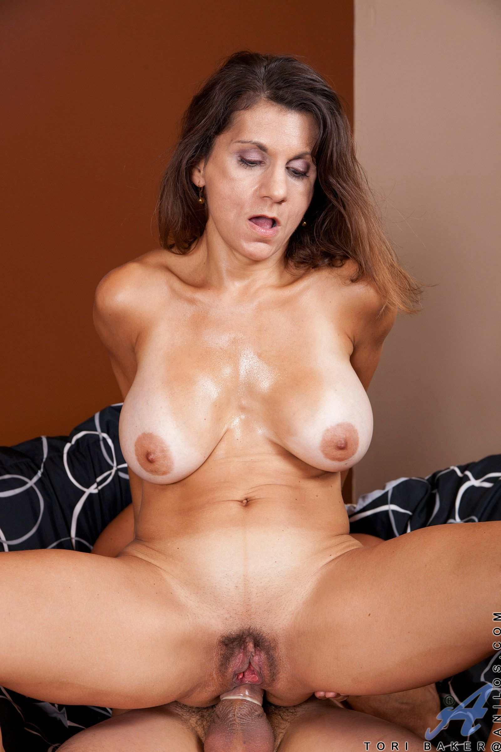 Mature brunettes fucking in the buff