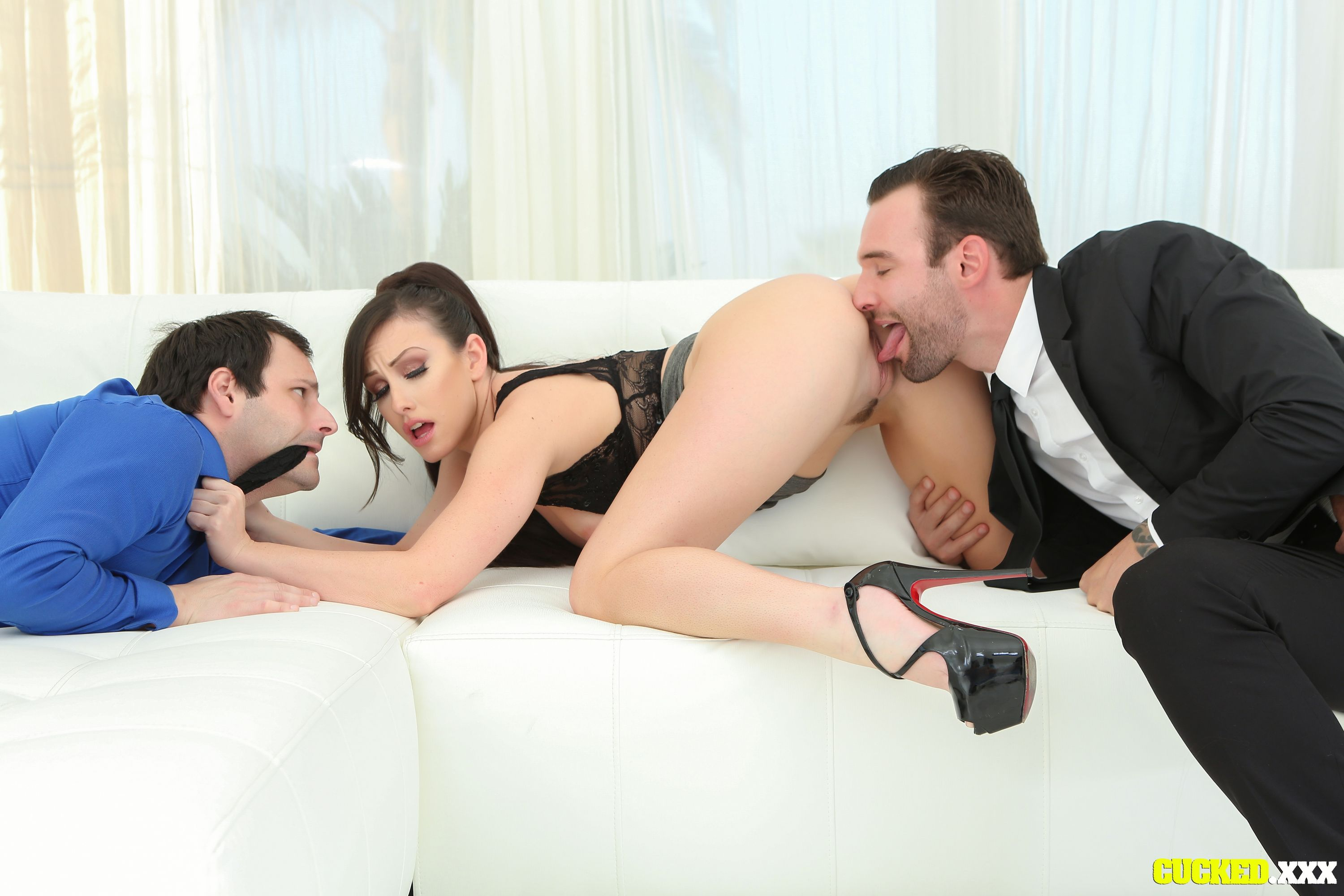 Husbands boss cock suck by natalie starr for promotion on gotporn
