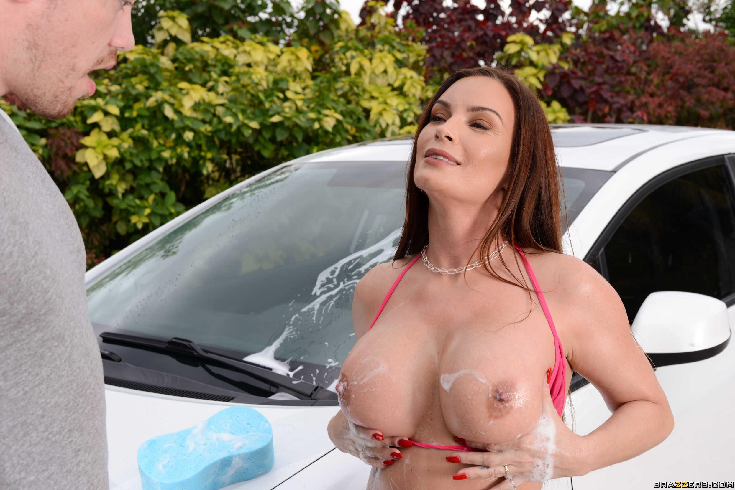 All clear, car wash girl pussy authoritative